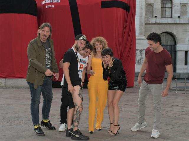 """S-au reluat filmările pentru """"La Casa del Papel"""". Când ar putea fi lansat ultimul sezon al serialului fenomen"""