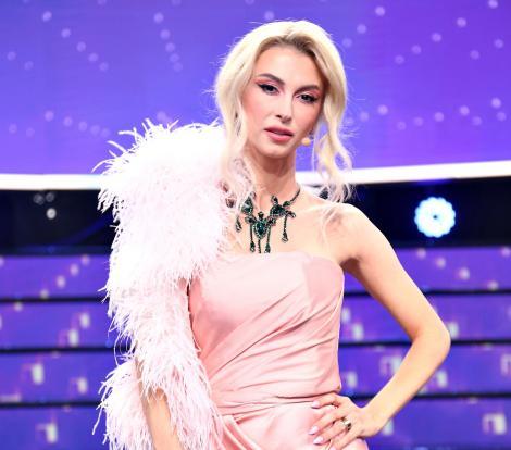 """Cum a reacționat Andreea Bălan la """"Te cunosc de undeva"""", când a venit vorba de despărțirile sale! """"Noi i-am stimulat"""""""