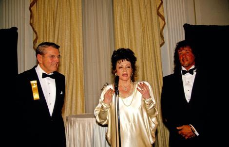 Doliu în familia lui Sylvester Stallone. A pierdut-o pe cea mai importantă femeie din viața lui