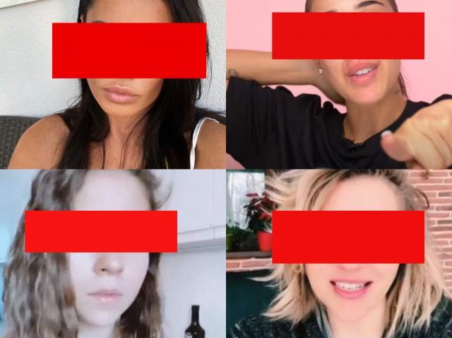 Foto | Cum arată cele mai sexy vedete din România fără machiaj. Adevărul despre chipul lor, fără Photoshop sau editări