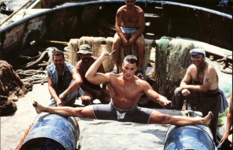 Cum arată Jean Claude Van Damme la 59 ani