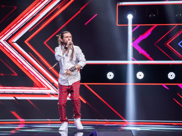 Radu Deac, întâlnire cu Ilona Brezoianu. Ce i-a povestit înainte de a urca pe scena X Factor