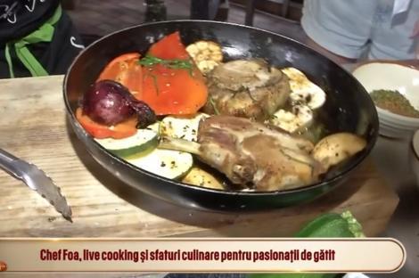 Sfaturi și idei culinare din bucătăria lui Chef Foa