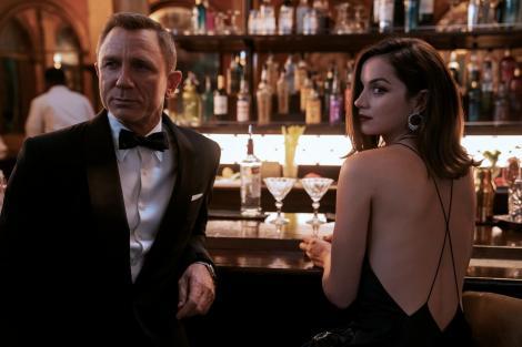 """James Bond se întoarce! Un nou trailer pentru  """"No Time to Die"""" a fost lansat - Video"""