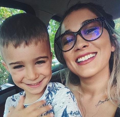 """Adda și-a filmat fiul și fanii au trăit o surpriză uriașă. Ce a dezvăluit cel mic: """"Măcar la perle seamănă cu mami"""""""