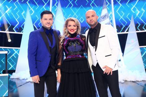 """""""Show și-așa"""" a fost lider de audiență! Petrecerea de Revelion de la Antena 1, urmărită de milioane de români"""