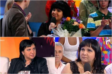 Colaj Carmen Serban bruneta