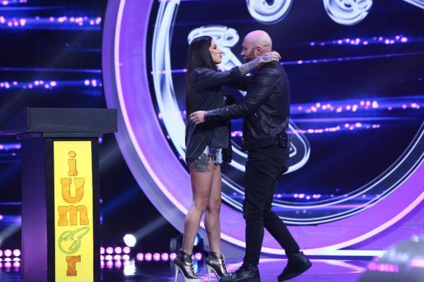 Roxana Vancea și Mihai Bendeac, pe scena iUmor