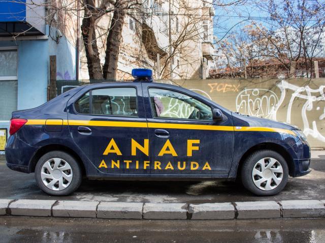 Masina de ANAF