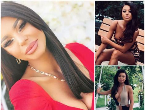 Ana Maria Mocanu in trei ipostaze diferite