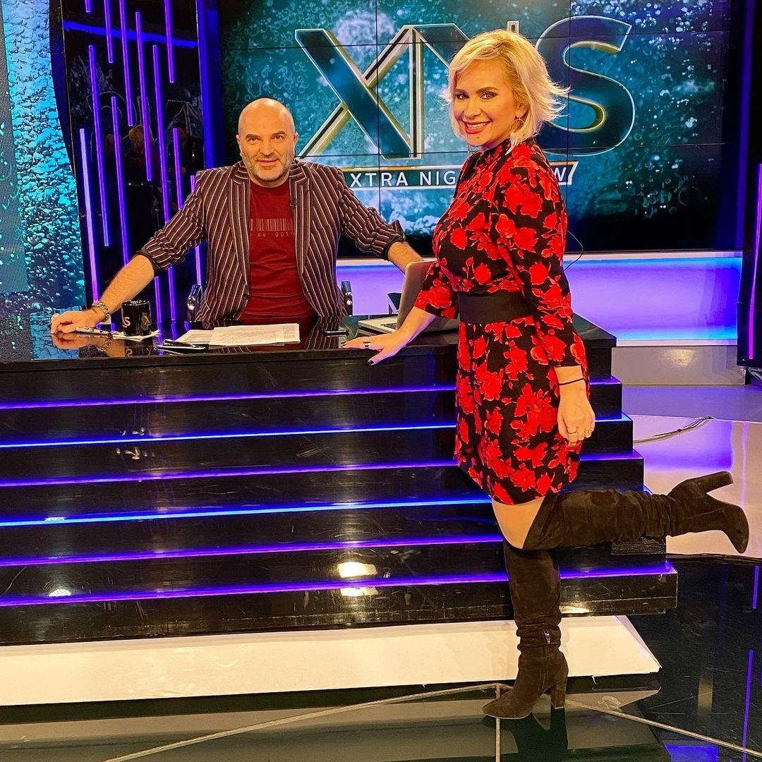 """Paula Chirilă se alătură emisiunii """"Xtra Night Show"""", de la Antena Stars! Ce a dezvăluit vedeta"""