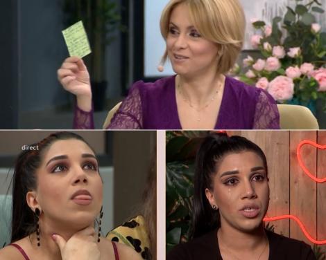 Andra de la Mireasa inainte sa se citeasca biletul dur din partea mamei sale, Liza