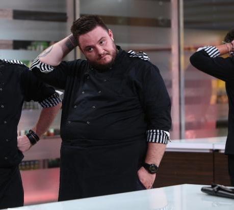 """Vlăduț Manoliu la """"Chefi la cuțite"""", sezonul 8"""