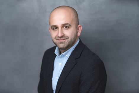 Imagine cu Bogdan Badea, CEO eJobs România