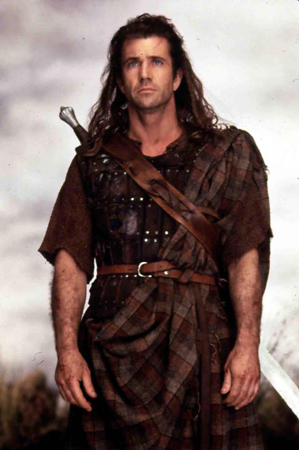 Mel Gibson, Braveheart