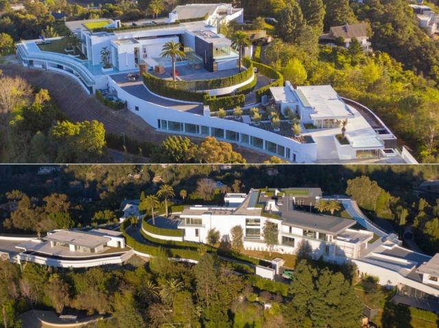 the one, cea mai mare casa din lume si cea mai scumpa din america