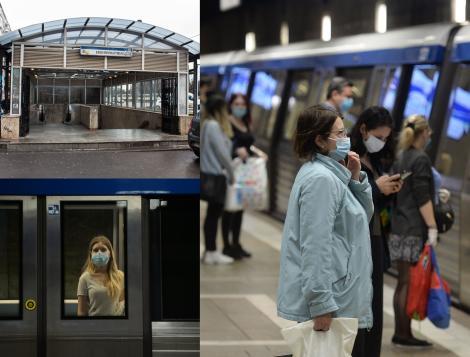 Construcţia unei noi staţii de metrou începe de luni, în Bucureşti. Unde va fi amplasată și ce rute va conecta