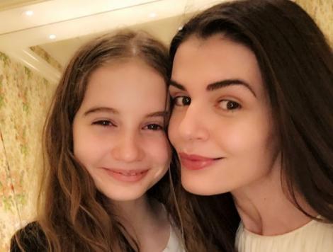 Mesajul înduioșător pe care l-a transmis Monica Gabor, fiicei sale, la ceas aniversar
