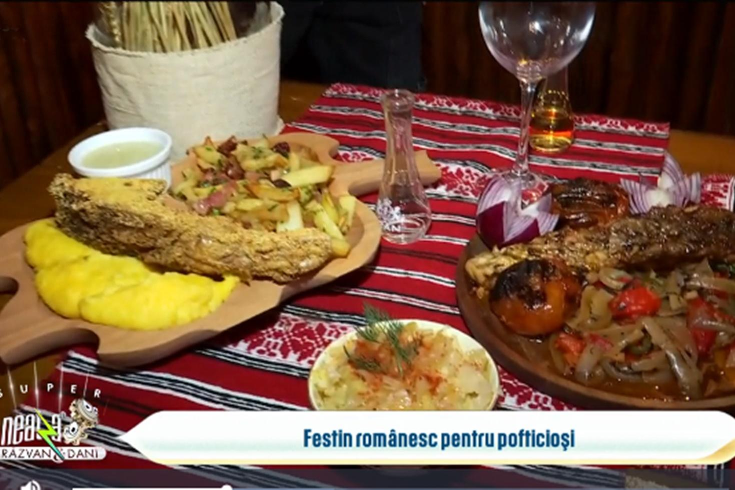 Idei de preparate gustoase pentru cei mai mari pofticioși, de la Chef Cristina Pavel