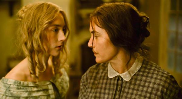 Kate Winslet, Saorise Ronan, in filmul Ammonite