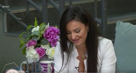 Ciprian a trimis o scrisoare pentru Claudia