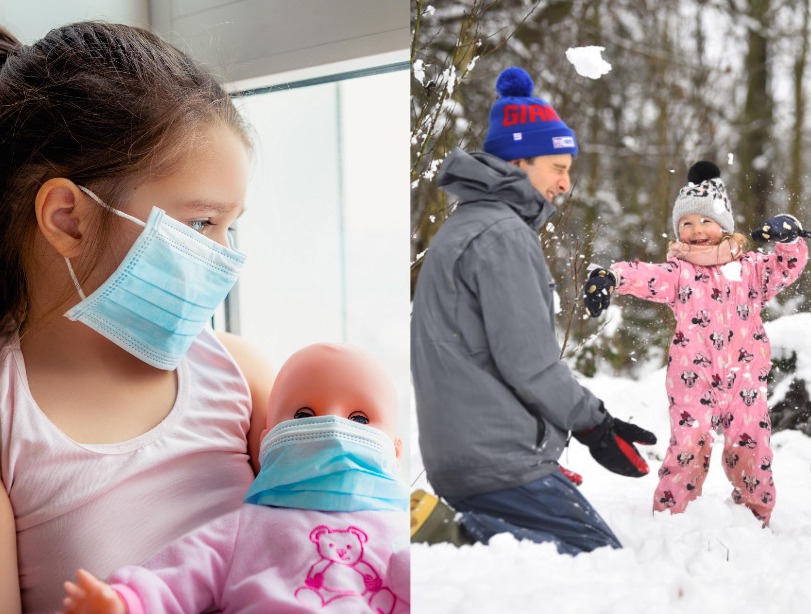 Carantină în România pentru pentru copiii care călătoresc alături de familia vaccinată într-o ţară cu incidenţa ridicată de Covid