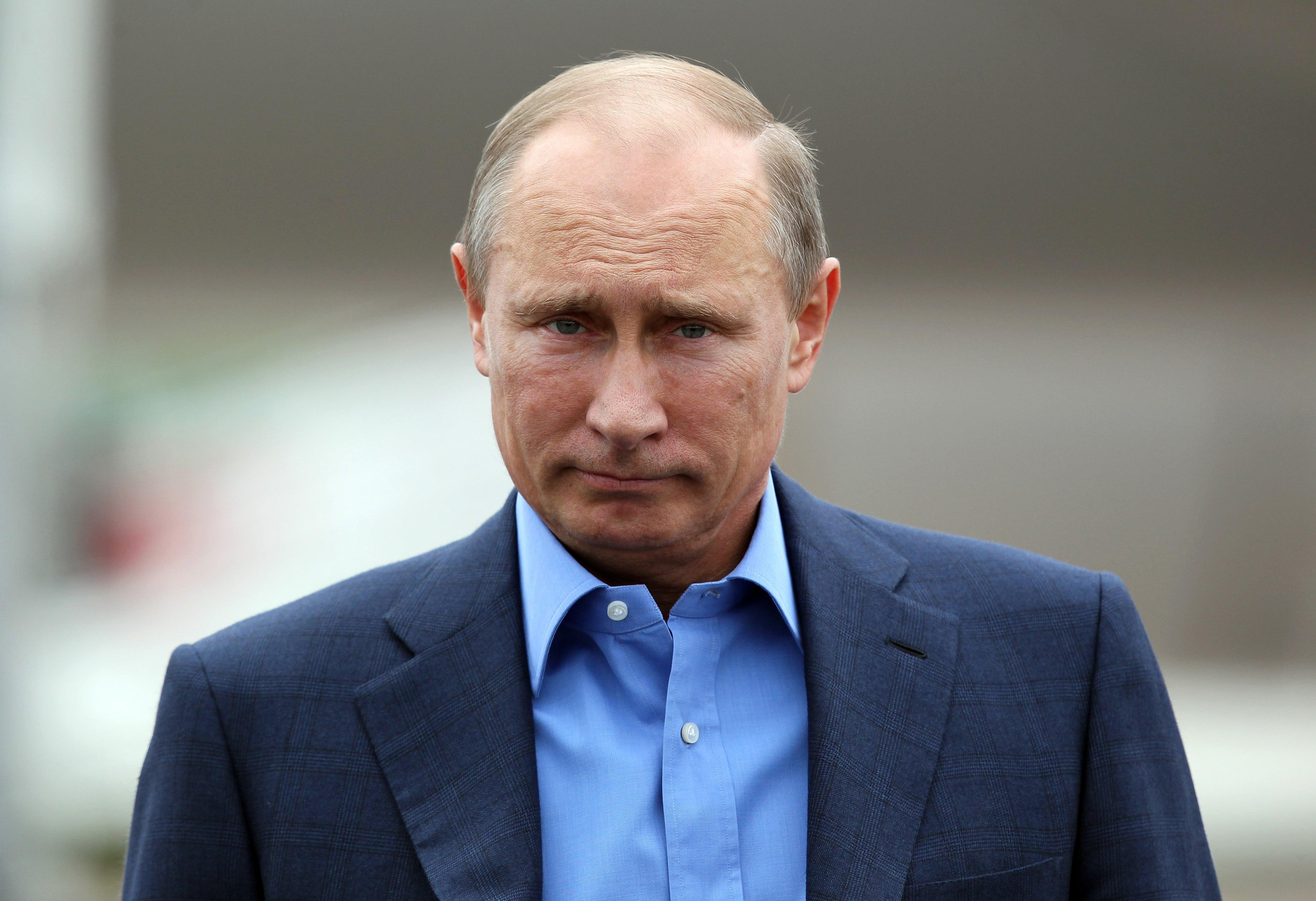 """""""Fata din flori a lui Vladimir Putin"""", imagini extravagante online. Cum arată Elizaveta, presupusa fiică a conducătorului Rusiei"""