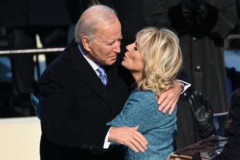 Joe Biden, președintele Americii și Jill Biden, Prima Doamnă