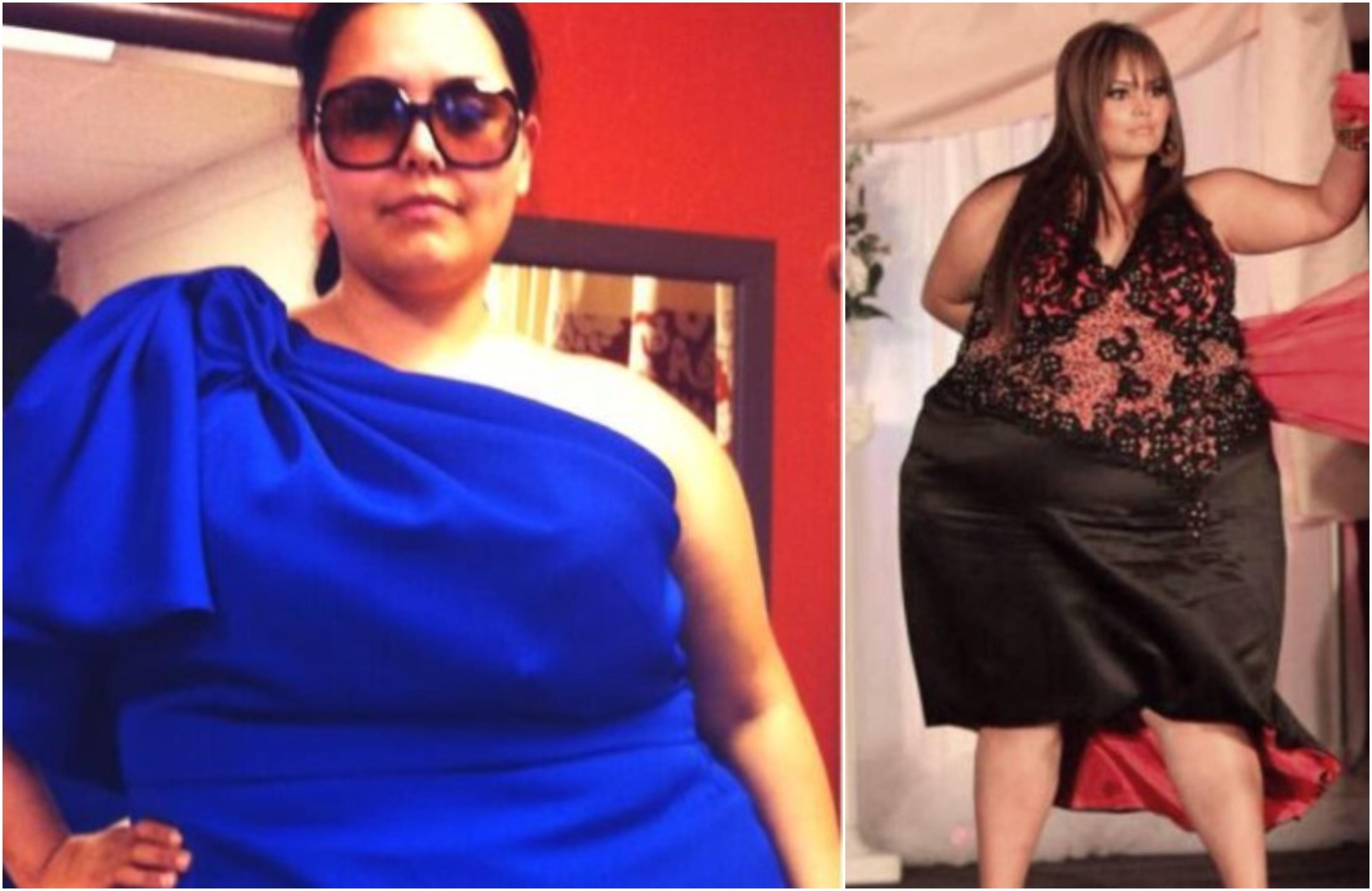 Așa arăta înainte să slăbească, acum e un model renumit în toată lumea. Cum arată Rosie Mercado după ce a pierdut 100 de kg