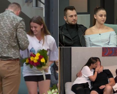 Mireasa 2020, sezon 2. Alexandru și Andreea, discuții despre căsătorie. Ce au decis cu o lună înainte de finală
