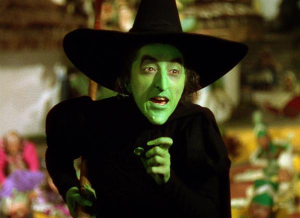 Margaret hamilton, Vrajitorul din Oz