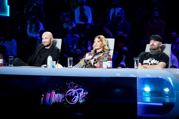Delia, Mihai Bendeac și Cheloo, la masa juriului iUmor, sezonul 10