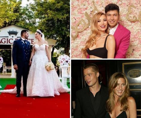 Nunți celebre care au costat o avere. Cât au plătit vedetele pentru cel mai important pas din viața lor