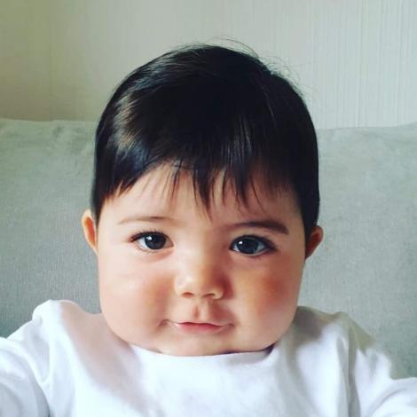 Cel mai păros bebeluș din lume a avut deja 5 joburi într-un an! Cum arată acum băiatul