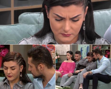 """Mireasa 2020, sezon 2. Bianca a început să plângă în emisia live: """"Puteam să fac mai mult, dar n-am făcut-o"""""""