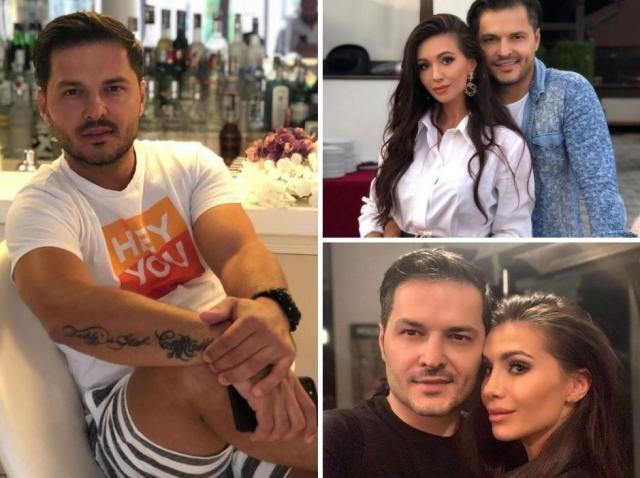 Liviu Varciu si Anda Calin in 3 ipostaze diferite