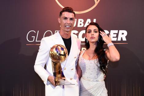 Cristiano Ronaldo și Georgina Rodriguez