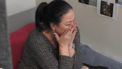 În urma convorbirii telefonice cu cei dragi, doamna Ermina a aflat informații din afara casei