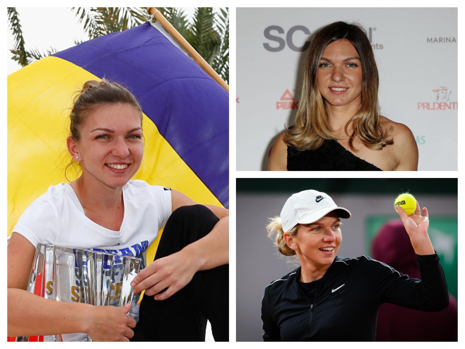 Simona Halep, fără machiaj la primele ore ale dimineții. Cum s-a pregătit campioana noastră pentru primul meci din 2021