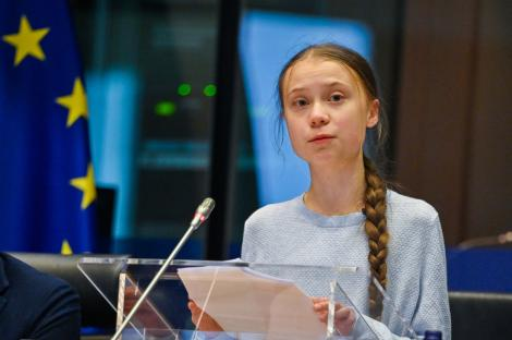 Fetița care a uimit o lume întreagă cu ideile despre protejarea mediului e majoră. Mesajul transmis de Greta Thunberg fanilor ei