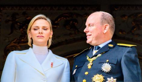 Prințesa Charlene de Monaco s-a ras în cap după ce soțul său a fost implicat într-un nou scandal. De ce e acuzat Prințul Albert
