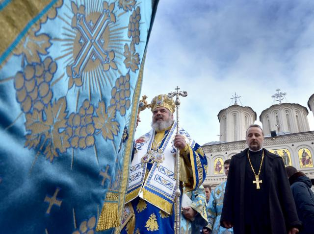 """Ce nume se sărbătoresc de Sfântul Ion, pe 7 ianuarie. Cui spunem """"La mulți ani"""" în această zi"""