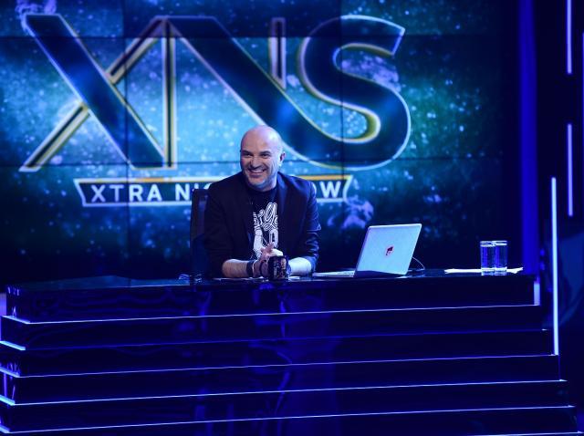 Xtra Night Show, va putea fi urmărită la Antena Stars