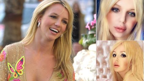 Bryan Ray și-a făcut zeci de operații estetice pentru a semăna cu Britney Spears. Cum arăta bărbatul înainte de toate schimbările