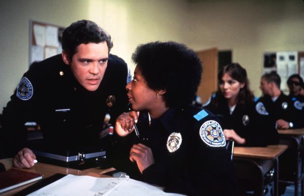 Marion ramsey în academia de politie
