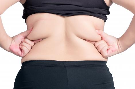 spate femeie grasime greutate