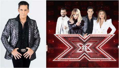 """Ștefan Bănică crede că are în față câștigătorul X Factor 10: """"Mi-aș dori ca generația ta să fie reprezentată de cineva ca tine"""""""