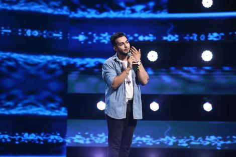X Factor 2021, 1 octombrie. Andrei Duțu a cucerit juriul cu intepretarea piesei All I Want de laKodaline: Nu a cântat nimeni așa