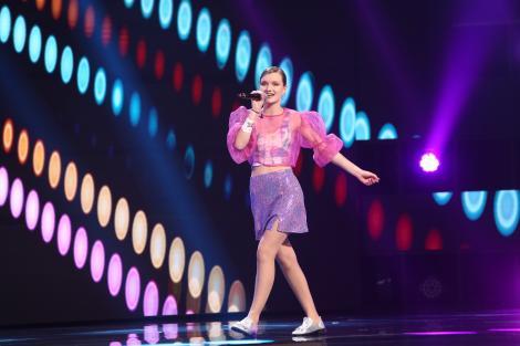 X Factor 2021, 1 octombrie. Cosmina Cotoroș a impresionat jurul cu Send My Love a lui Adele