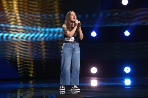 "X Factor 2021, 1 octombrie. Ainhoa Sanchez Millan a convins juriul cu Rise Up de la Andra Day: ""Excepțional, bravo"""